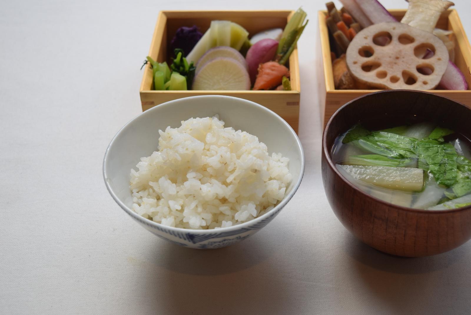 古来種野菜の100日食堂 あと3日!98日目!