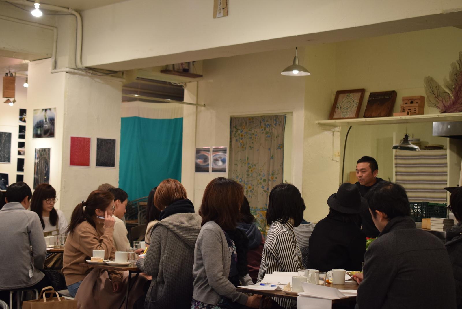 オーガニックセッション at  メリーゴーランド京都